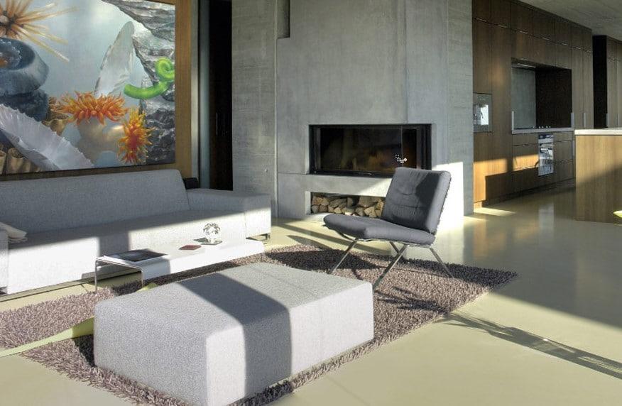 Beton gietvloer onderhoud en schoonmaakadvies gietvloer