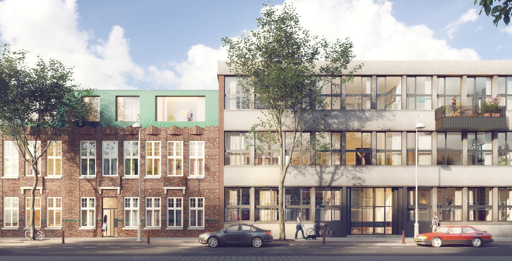 Modeschool Amsterdam: Gietvloeren