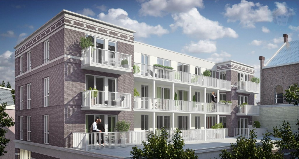 Nieuwbouw gietvloer Amsterdam Oostpoort