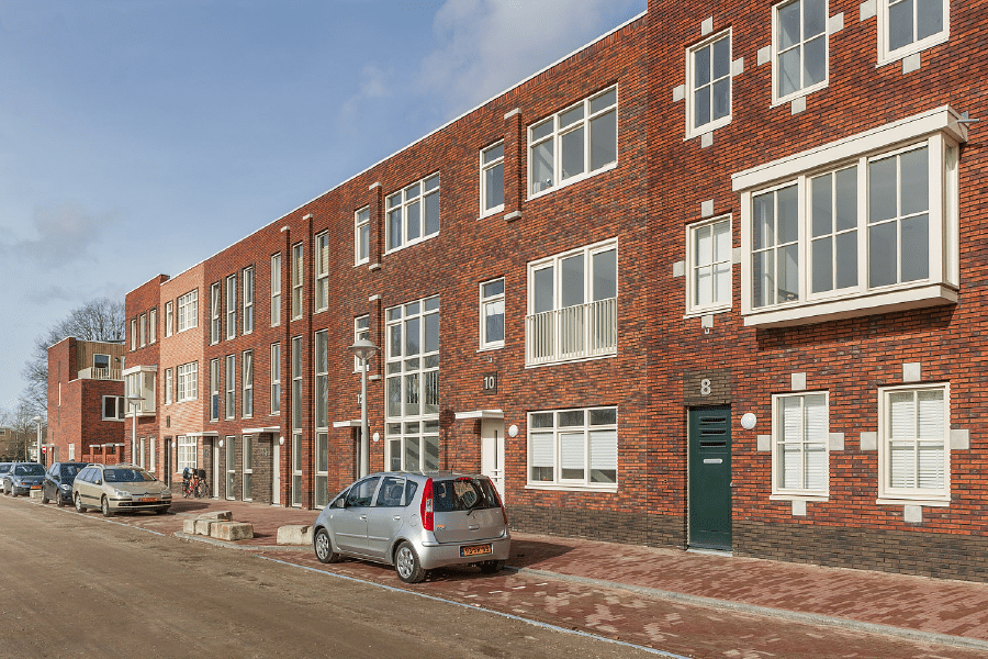 Gietvloer carte blanche amsterdam
