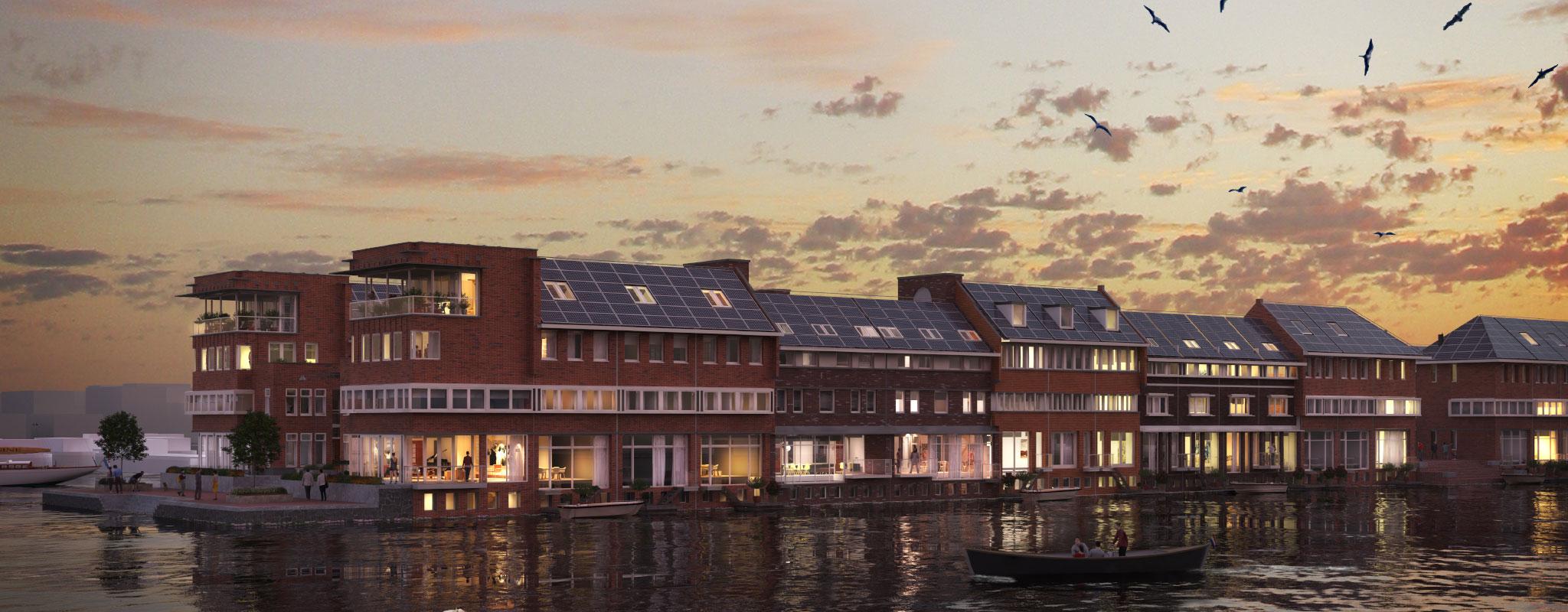 pier 2 Amsterdam - leverancier in gietvloeren