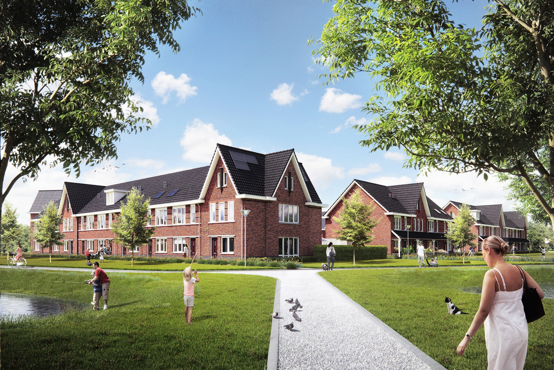 Gietvloer nieuwbouw park 100 Het gaat er alleen nog maar om welk type gietvloer het meest ideaal is om te wonen in een schitterend huis in Park100.