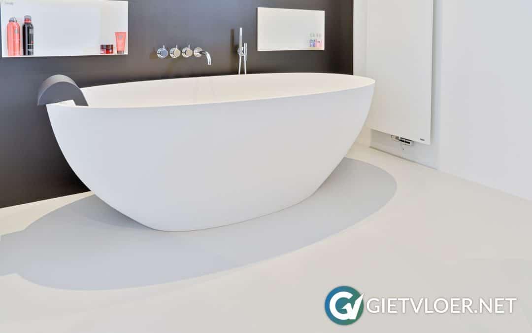 5 Luxe Badkamer Ideeen Laat U Inspireren Gietvloer Net
